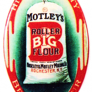Motley's Big Flour Mirror