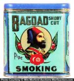 Bagdad Pipe Tobacco Tin