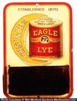 Eagle Lye Match Holder