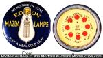Edison Mazda Lamps Game