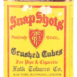 Snap Shots Tobacco Tin