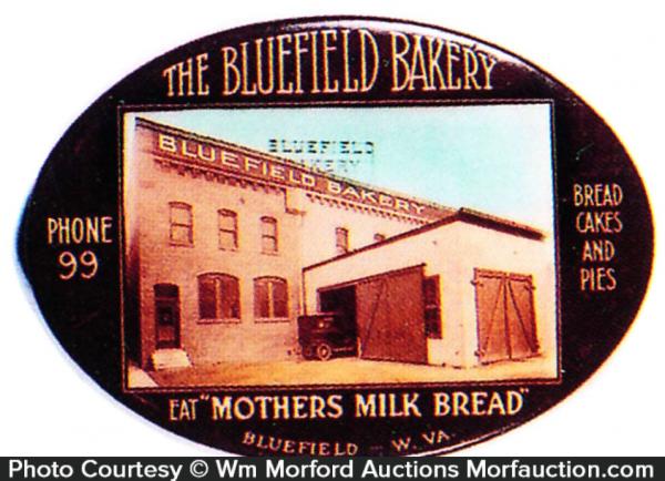 Bluefield Bakery Mirror