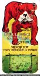 Bull Dog Tobacco Match Holder