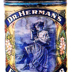 Dr. Herman's Foot Powder Tin