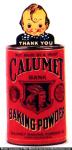 Calumet Baking Powder Bank