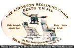 Kingston Chairs Pocket Mirror