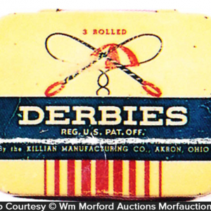 Derbies Condom Tin