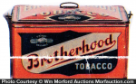 Brotherhood Tobacco Pail