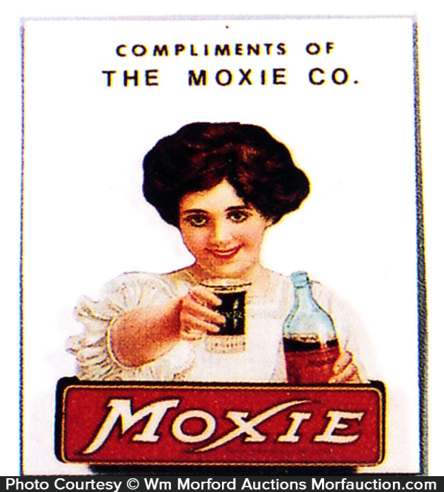 Moxie Pin