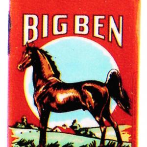 Big Ben Tobacco Tin