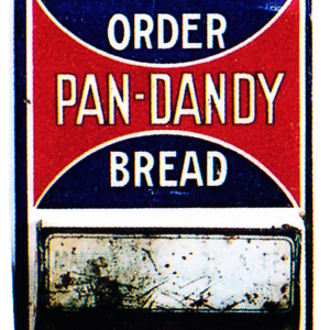 Pan-Dandy Bread Match Holder