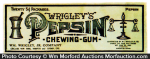Wrigley's Pepsin Gum Box