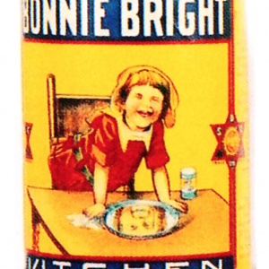 Bonnie Bright Kitchen Kleanser Tin
