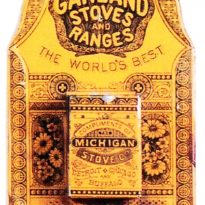 Garland Stoves Match Holder