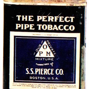 Perfect Pipe Tobacco Tin