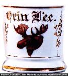 Moose Shaving Mug