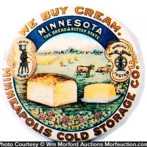 Minneapolis Cold Storage Mirror