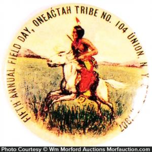 Oneactah Tribe Mirror