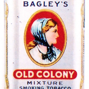 Bagley's Old Colony Tobacco Tin