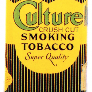 Culture Crush Cut Tobacco Tin