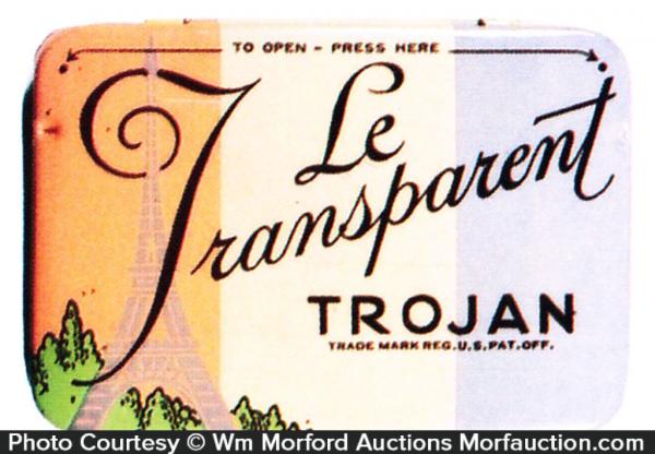 The Transparent Trojans Tin