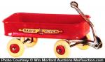 Radio Flyer Wagon Miniature Toy