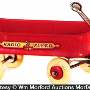 Radio Flyer Wagon Miniature Toy