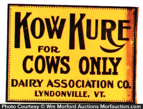 Kow Kure Sign