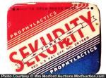 Sekurity Condom Tin