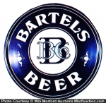 Bartels Beer Sign
