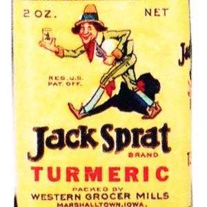 Jack Sprat Spice Tin