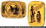Charm Of The West Tobacco Tin