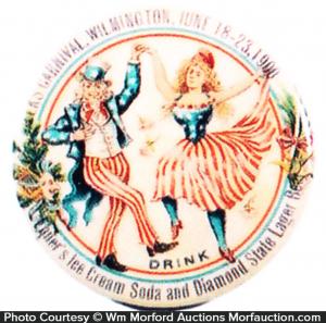 Uncle Sam Brewery Mirror
