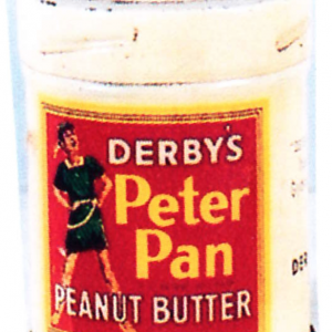 Peter Pan Peanut Butter Sample Tin