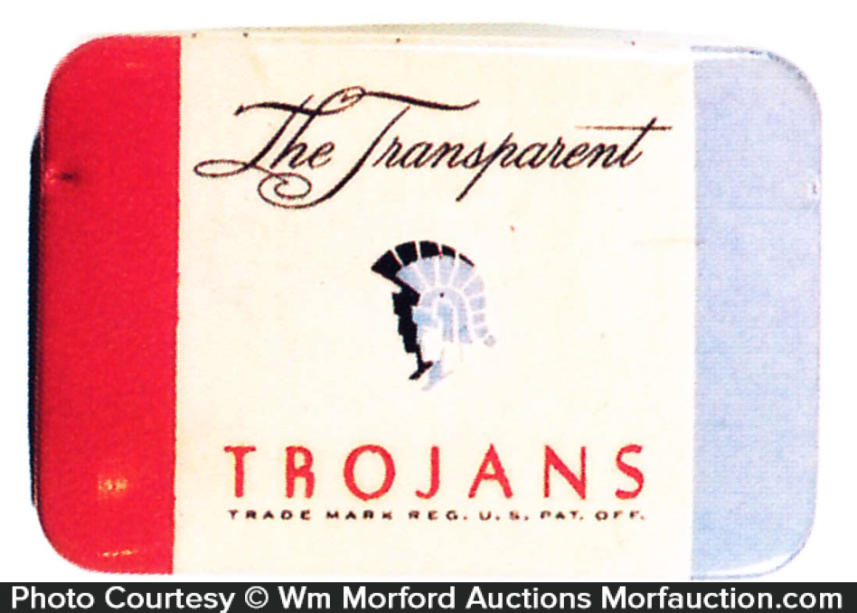 The Transparent Trojans Tin