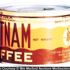 Boardman's Putnam Coffee Can