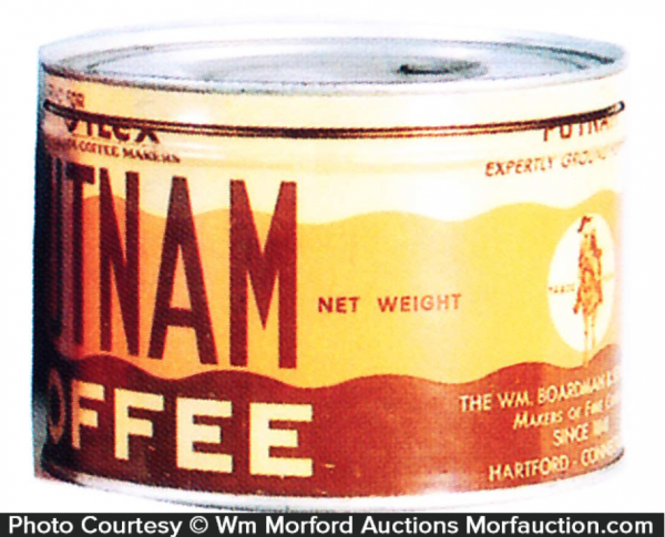 Boardman's Putnam Coffee Can