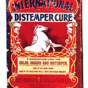 International Distemper Cure Box
