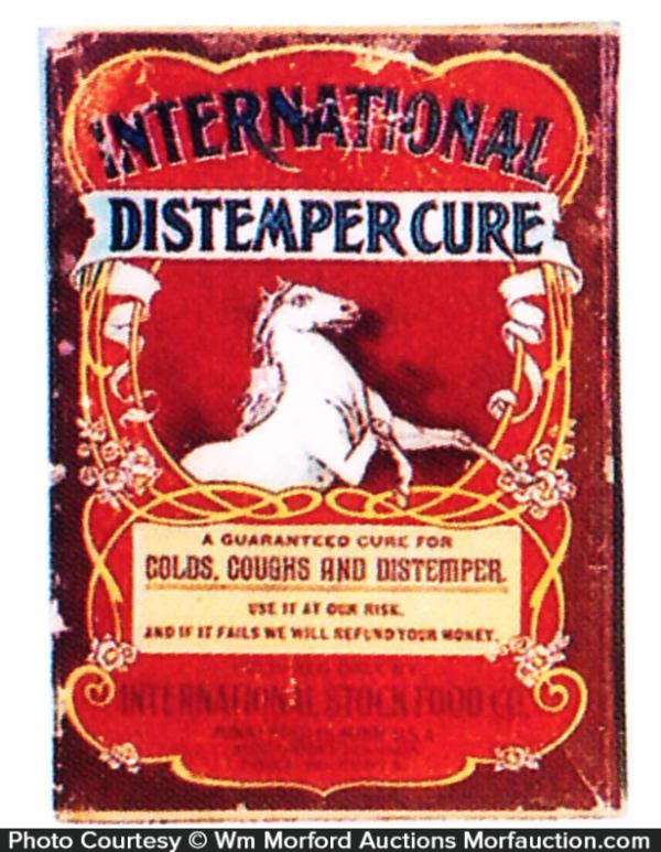 International Distemper Cure Box