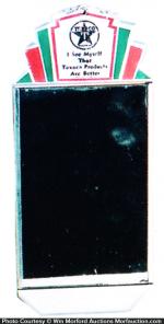 Texaco Mirror