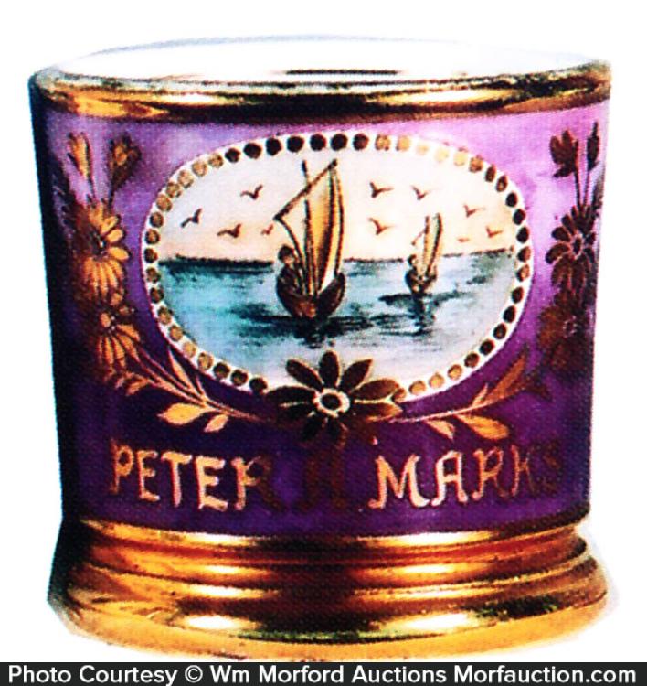 Sailing Shaving Mug