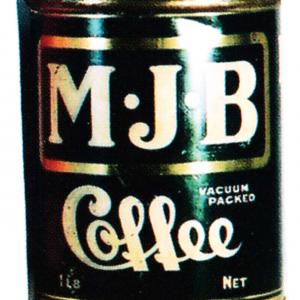 Mjb Coffee Can