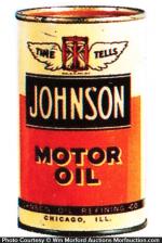 Johnson Motor Oil Bank