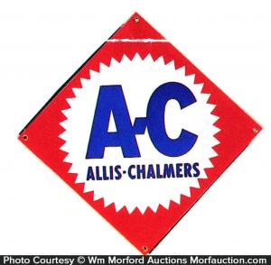 Allis-Chalmers Sign