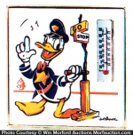 Donald Duck Thermometer
