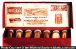 Hershey's Cocoa Display