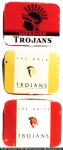 Vintage Trojan Condom Tins