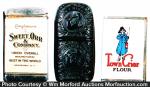 Vintage Pocket Match Safes