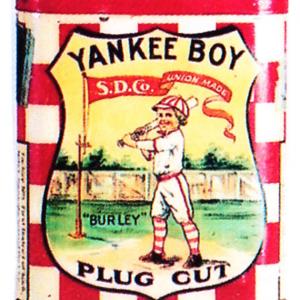 Yankee Boy Tobacco Tin