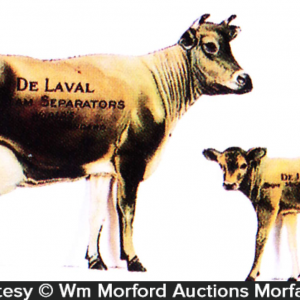 De Laval Advertising Cows